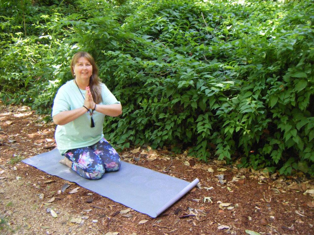 Sharmaine-Cherie Yoga